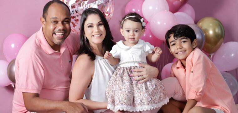 Família Moura, linda e querida!