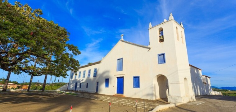 Restauração do Santuário Nacional de São José de Anchieta