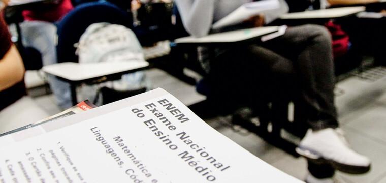 Termina nesta sexta-feira (28) prazo para solicitação de isenção de taxa do Enem