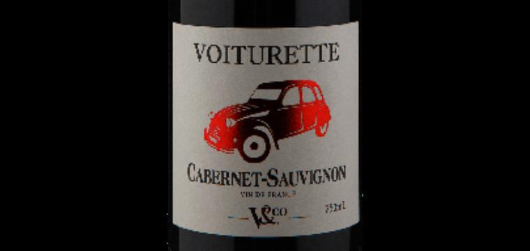 Voiturette Cabernet Sauvignon