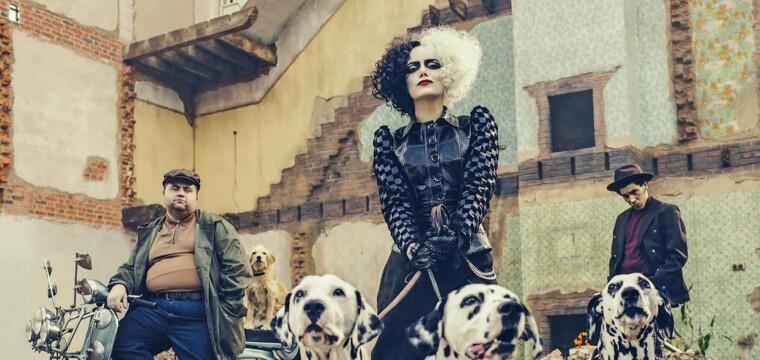 Três curiosidades sobre Cruella, novo filme da Disney