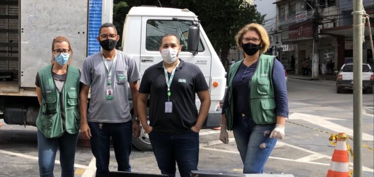 Unimed Sul participa de campanha de coleta de resíduos de Cachoeiro