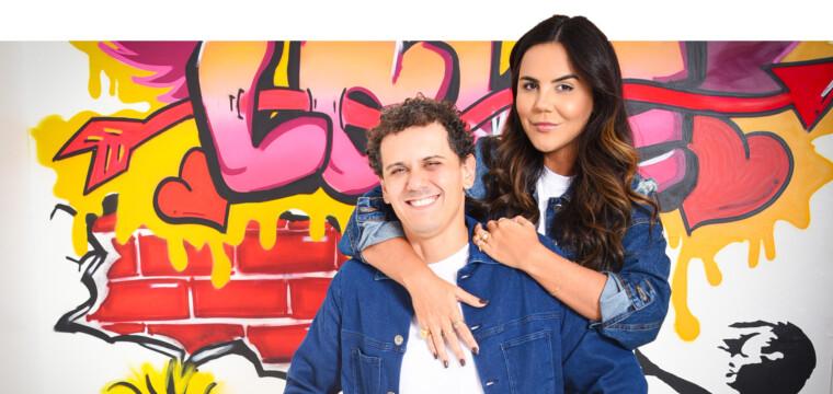 Casal querido Rosi Gouveia e Geraldo