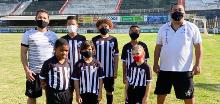 Estrela do Norte FC vai reabrir escolinha de futebol