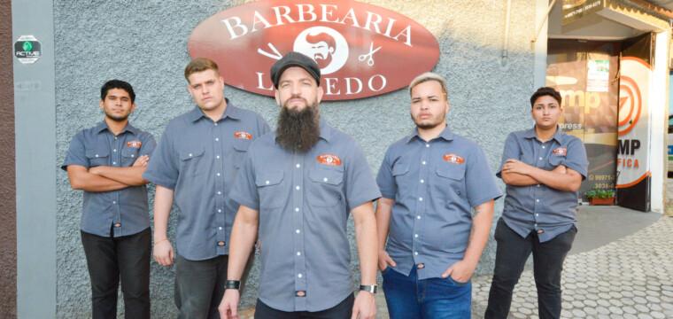 Barbearia Loredo comemora 5 anos