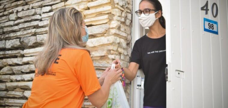 Viva Mais Solidário arrecadou quase cinco toneladas de alimentos em Cachoeiro