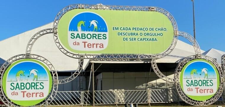 Feira Sabores da Terra oferece produtos a partir de R$ 5,00