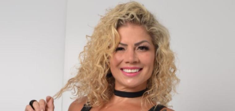 Ex-paquita Catia Paganote quer revelar talentos mirins da Serra
