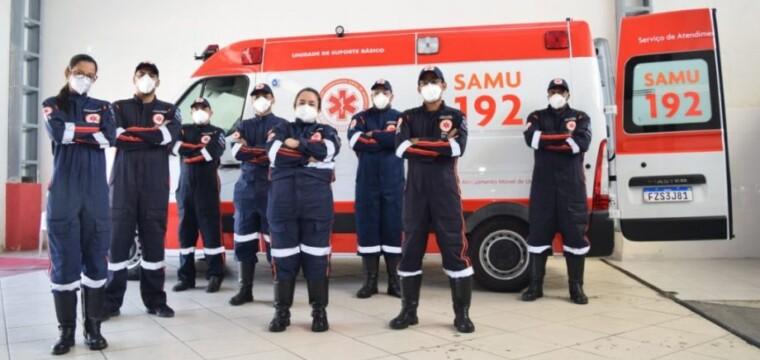 Samu já realizou mais de 1.400 atendimentos em Cachoeiro