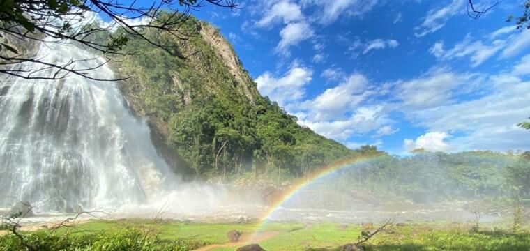 Parque Estadual Cachoeira da Fumaça completa 37 anos de conservação