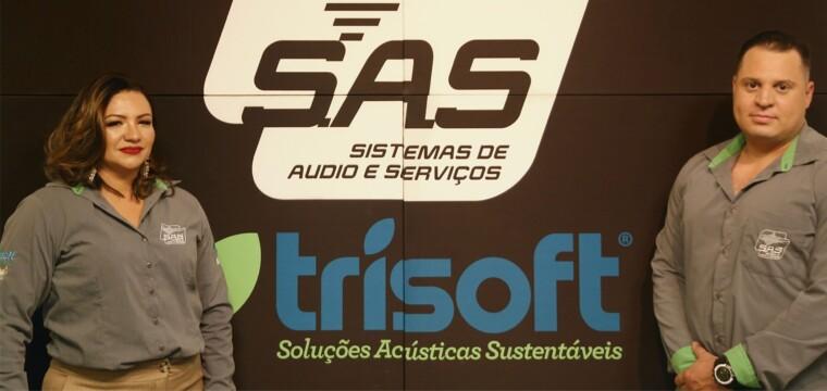 S.A.S Soluções em acústica inaugura loja em Cachoeiro