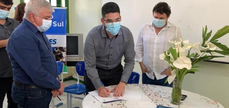 Aderes inaugura Escritório Regional em Cachoeiro de Itapemirim