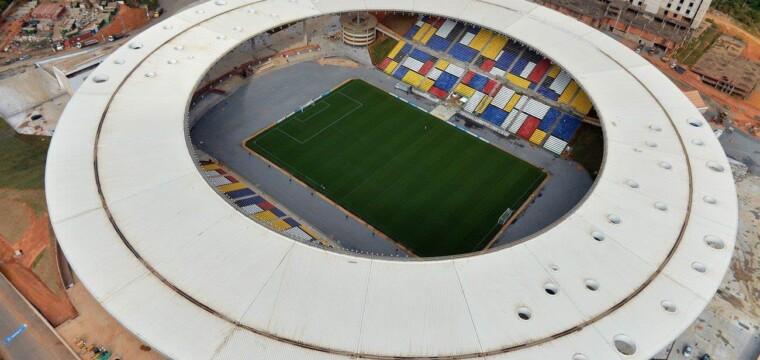 Estádio Kleber Andrade recebe a final do Campeonato Capixaba da Série B