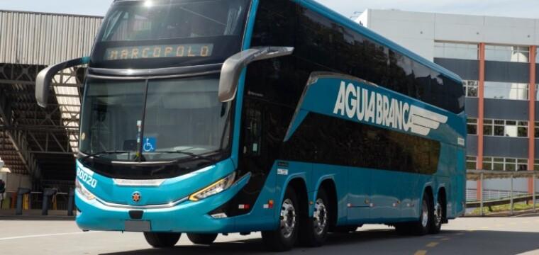 Mais moderno e seguro ônibus do país começa a operar este mês no ES