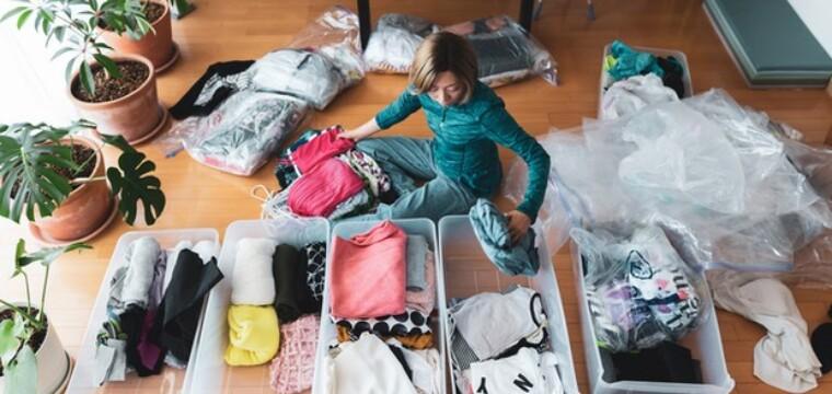 4 sinais de que você tem muita coisa acumulada em casa