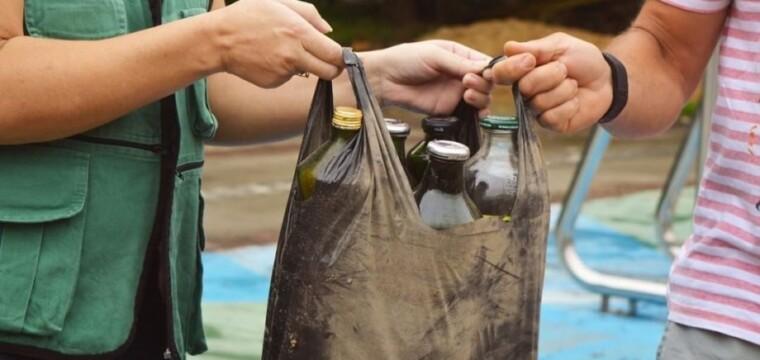 Centro de Cachoeiro receberá ação de coleta de vidro para reciclagem