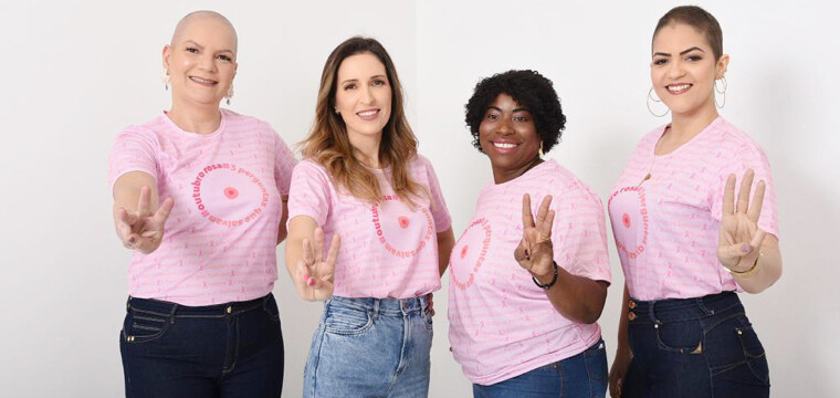 "GAPCCI realiza ""Bazar Solidário Rosa"""